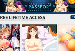 Top premium xxx website if you're into hot hentai content