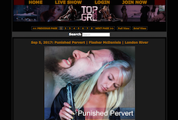 the most awesome pay adult website to enjoy awesome BDSM videos