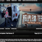 HelplessTeens the best site for heavy hardcore sex