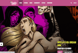 Top xxx paid website with awesome porn comics