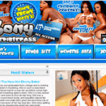 Best xxx premium website with the ebony stuff