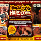 Nice premium gay website featuring great gay material
