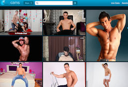 Recommended adult cams website to watch hot guys one to one sex action