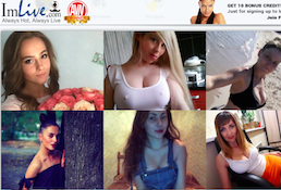 Great sex webcam website if you're up for hot camgirls one to one sex action